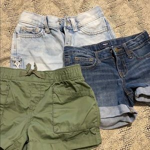 Bundle of shorts. really good condition!!